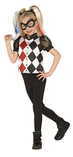 [Imagine by Rubies DC Superheroes Harley Quinn Dress Up Set] (Unique Toddler Girl Costumes)