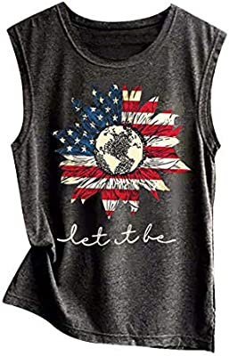 Amazon.com: MTENG Womens 4th of July American Independence ...