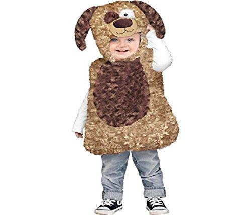 Cuddly Puppy Toddler Costume (2t Puppy Costume)