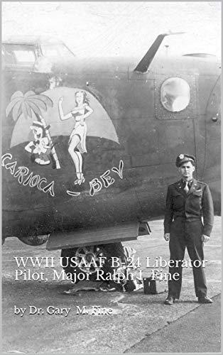 Carioca-Bev: WWII USAAF B-24 Liberator Pilot, Major Ralph I. ()