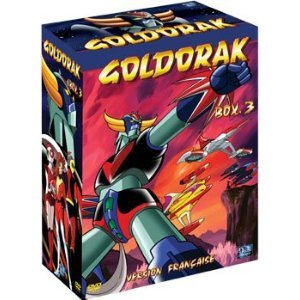 tous les episodes de goldorak