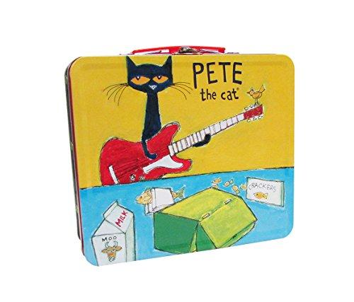 Mozlly Multipack - Kids Preferred Pete the Cat Retro Tin Lun