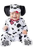 InCharacter Baby Dalmation Infant Costume-Large (18-2T) Black/White