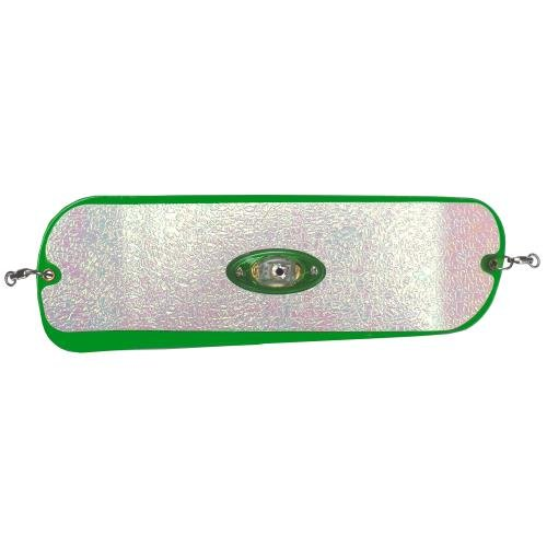 (Pro-Troll ProFlash Lighted Flashers (Glow Green, 11 inch))