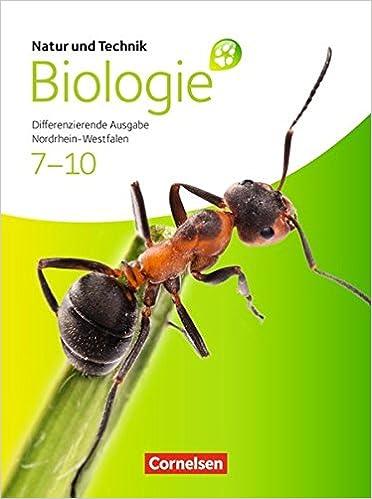 Biologie 7-10 – Natur und Technik