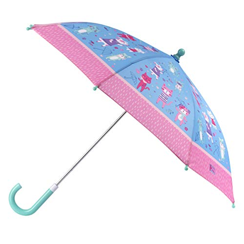 - Stephen Joseph Kids' Toddler Print Umbrella, Cats and Dogs, No No Size