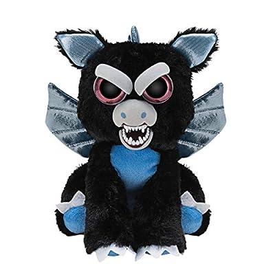 WMC Feisty Pets Francisco Flamefart Exclusive Plush (Blue): Toys & Games