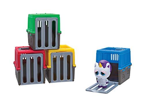 Feisty Pets Mini Misfits Figures 4-Pack Series 1