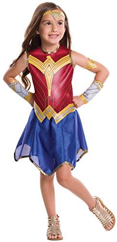 Wonder Woman Movie Child's Value Costume, (Wonderwoman Costumes Kids)
