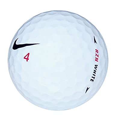 Nike RZN White Mint Recycled Golf Balls (36 Pack)