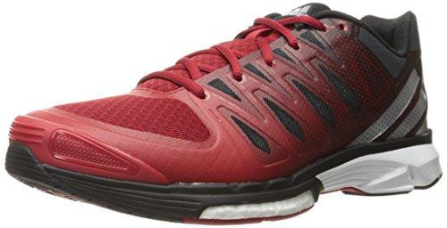 Adidas Performance Womens Volley Response 2 Boost W Scarpa Da Pallavolo Potenza Rosso / Argento Opaco / Nero