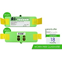 Lithium-ion 4400 mAH battery for Roomba 500, 600,700, 800 Series