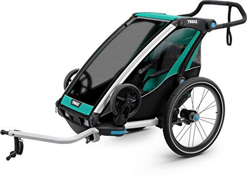 Adventure Bike Trailer Stroller Kit - 7