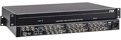 FSR YUV-6 Ultra High Bandwidth Distribution Amplifier