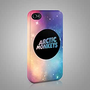 ARCTIC MONKEYS CASE HARD COVER FOR Candy Case - iPhone 5 5S - Monkey 16