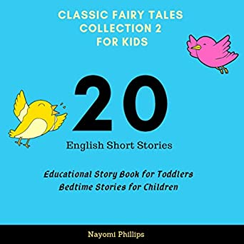 Amazon com: Classic Fairy Tales Collection 2 for Kids: 20