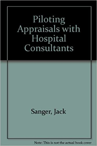 Piloting Appraisals With Hospital Consultants Amazoncouk Jack Sanger Malcolm Stamp 9781900432054 Books