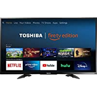 TOSHIBA 43LF711U20 43-in 4K UHD Smart TV HDR + Free Echo Dot Deals