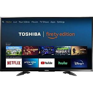 TOSHIBA 50LF711U20 50-inch 4K Ultra HD Smart LED TV HDR - Fire TV Edition 8