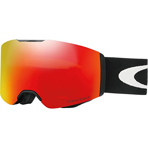 Oakley Fall Line Snow Goggles, Matte Black Frame, Prizm Torch Iridium Lens, - Shop Oakley Outlet
