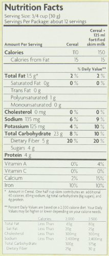 Natures Path Organic Flax Plus Multibran Cereal, 13.25-Ounce Boxes (Pack of 6)