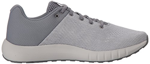 Armour Under Competition G W Shoes Pursuit Women's Grey Ua Running Steel Micro dZOFZp