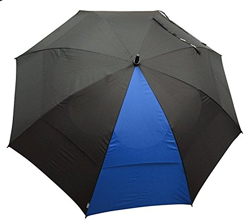 Cadie Double Canopy Golf Umbrellas SUPER SALE! (Blue)