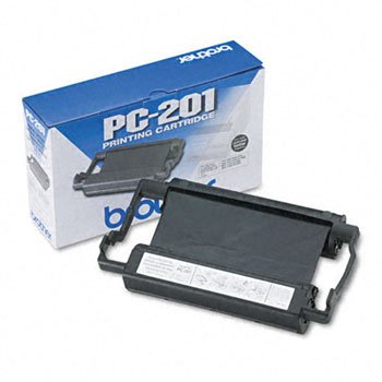 C201 Thermal Transfer Print Cartridge (1270e Plain Paper Fax Machine)