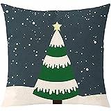 45X45CM Christmas Tree Pillow For Home Decoration MERRY Christmas Soft pillows