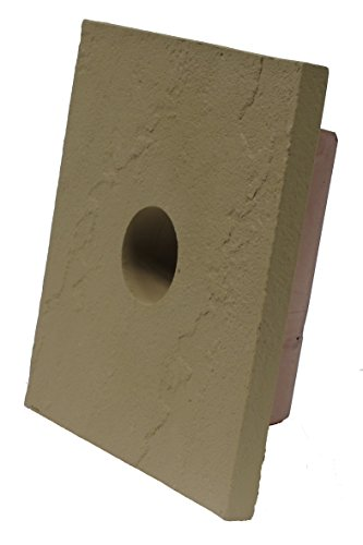 NextStone 6NCPSB1 Electrical Mounting Blocks, Small, Buff