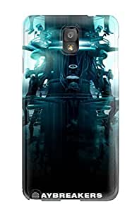 High Impact Dirt/shock Proof Case Cover For Galaxy Note 3 (2010 Daybreakers Movie)