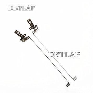 DBTLAP Ordenador portátil Bisagras de Pantalla LCD para Toshiba Satellite M500 M501 M502 M505 M515 bisagras: Amazon.es: Electrónica