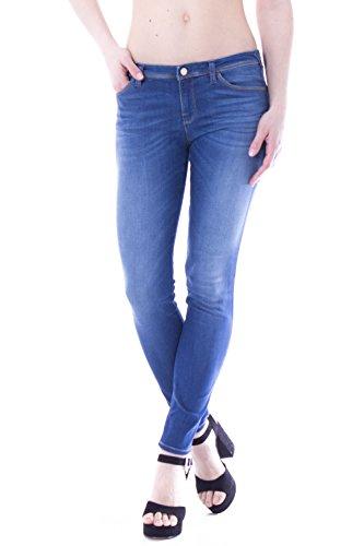 Armani Jeans - Vaqueros - para mujer azul vaquero
