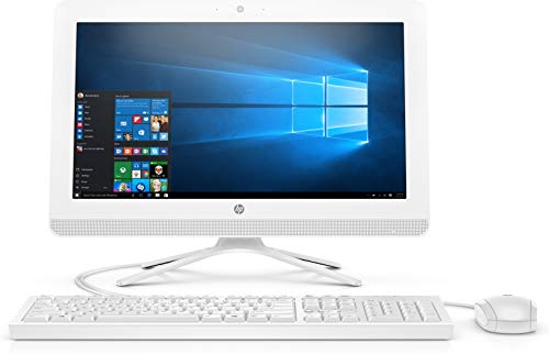 Snow Finish - 2018 HP All-in-One PC - 19.5