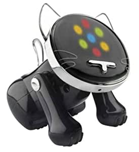 Black-Hasbro i-Cat Robotic Music Loving Feline