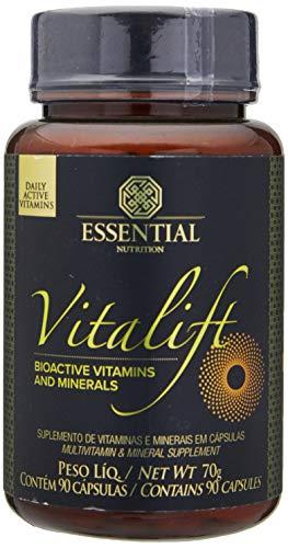 VitaLift - 90 Cápsulas, Essential Nutrition