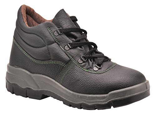 Portwest FW21 - Steelite Seguridad 48/13 S1, color Negro, talla 48