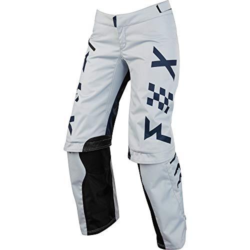 2018 Fox Racing Womens Switch Pants-Grey/Orange-8