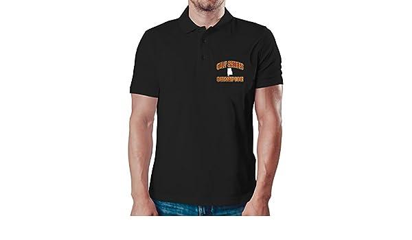 Eddany Gulf Shores champion Polo Camisa: Amazon.es: Ropa y accesorios