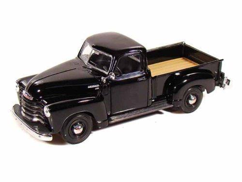 1950 Chevy Pickup - 1950 Chevy 3100 Truck 1/25 Black