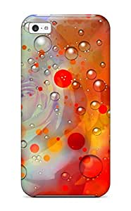 Premium Durable Happy Colors Fashion Tpu Iphone 5c Protective Case Cover