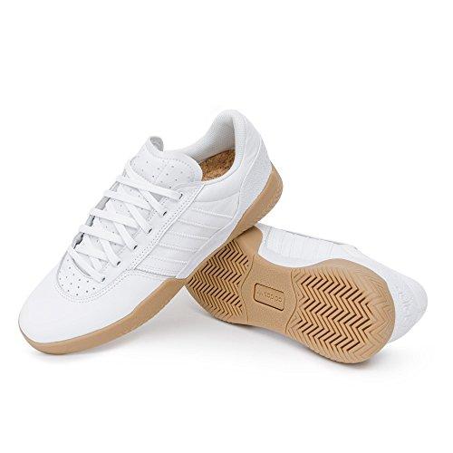 Skateboarding adidas de Ftwbla Blanco City Gum4 Ftwbla para Cup Hombre Zapatillas 000 wqI6TR4I