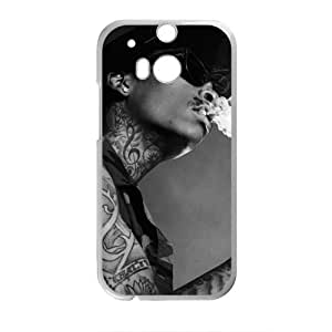 wiz khalifa Phone Case for HTC One M8