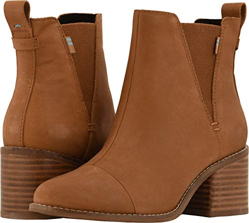 TOMS Esme Boot Tan Leather