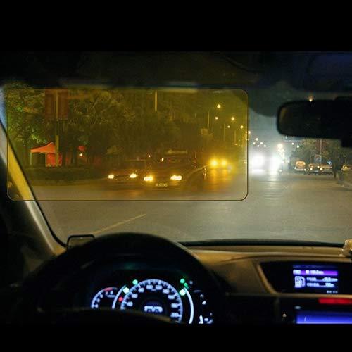 port/átil YSHtanj Parasol para decoraci/ón Interior de Coche /útil Bloqueo UV antideslumbrante y antideslumbrante para d/ía y Noche visi/ón HD