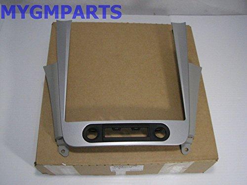 Genuine GM Plate Part# - 20989772 by General Motors