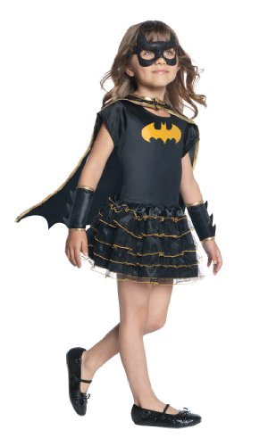 Batgirl Tutu Costume (Batgirl Tutu Dress-Up Set)