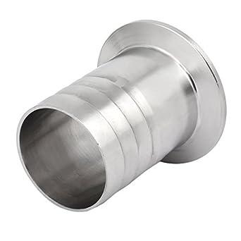 eDealMax 45mm Dia Acero inoxidable Sanitaria Para manguera ...