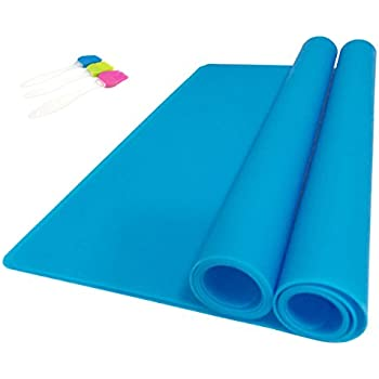 Amazon Com Fat Daddio S Silicone Work Mat 24 Quot X 36