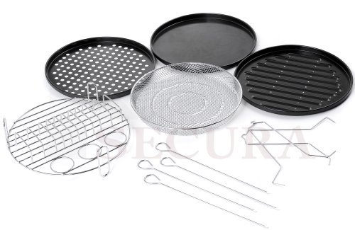 Secura Turbo Oven Complete Accessory Set